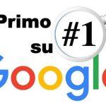 Primo su Google